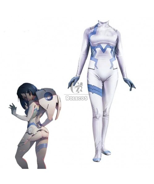 DARLING in the FRANXX Anime Cosplay Ichigo Miku Combat suit Cosplay Costume