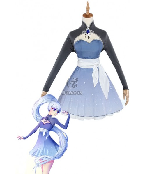 Weiss Schnee Lovely Purple Costumes