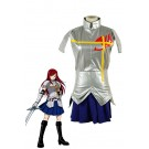 Fairy Tail Erza Scarlet Cosplay