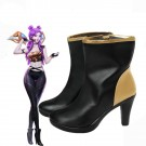 LOL KDA Skin Kaisa Cosplay Shoes