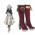 Violet Evergarden Evergarden  Violet  Anime Cosplay shoes