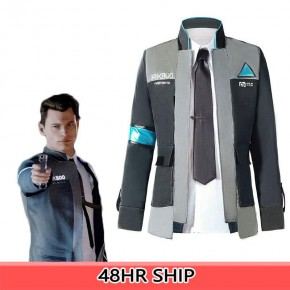 Detroit Become Human RK800 Connor Cosplay Kostüm
