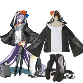 FGO Mysterious Alter Ego Cosplay Costume