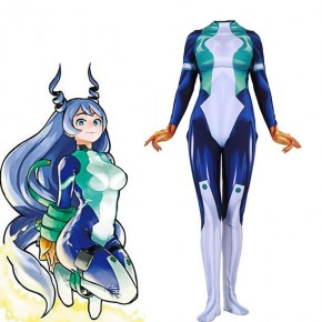 My Hero Academia Nejire Hado Bodysuit Jumpsuit Cosplay Costume