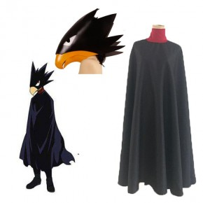 My Hero Academia Tokoyami Fumikage Head props And Cosplay Costume