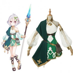 Princess Connect! Re:Dive Kokoro Natsume Cosplay Costume