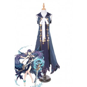 Presale SINoALICE Game Little Mermaid Women Cosplay Costumes