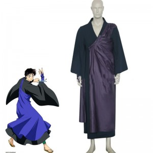 Inuyasha Miroku Cosplay Customized