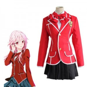 Guilty Crown Yuzuriha Inori Cosplay