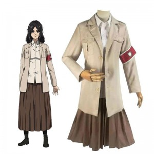 Attack on Titan Pieck Finger Cosplay Costume