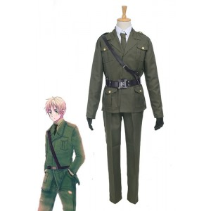Axis Powers APH britischen Arthur Uniformen Cosplay