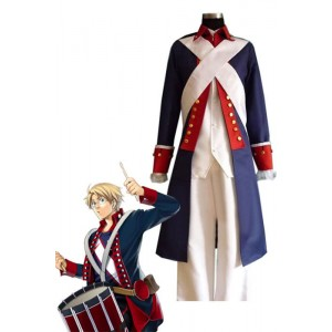 Axis Powers Hetalia American Military Cosplay