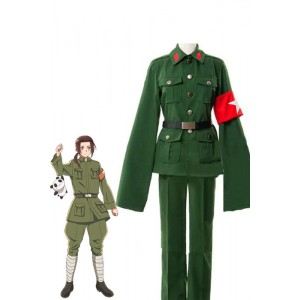 Axis Powers Hetalia China Uniform Cosplay