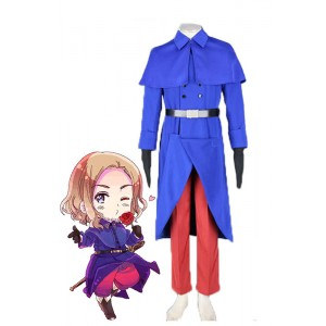 Axis Powers Hetalia Frankreich Cosplay