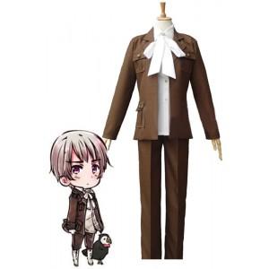 Axis Powers Hetalia Island Cosplay