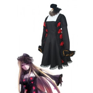 Axis Powers Hetalia Russland Schwarzes Kleid Cosplay