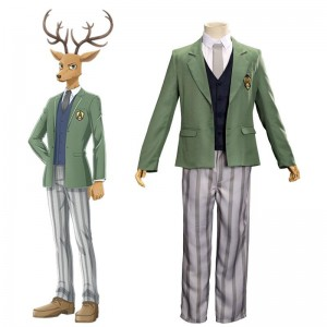 BEASTARS Louis Cosplay Costume Male Full Sets