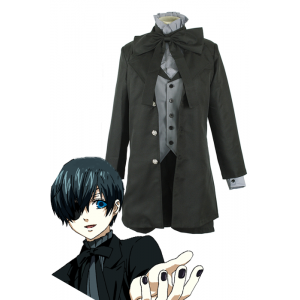 Black Butler Ciel Phantomhive Black Devil Cosplay