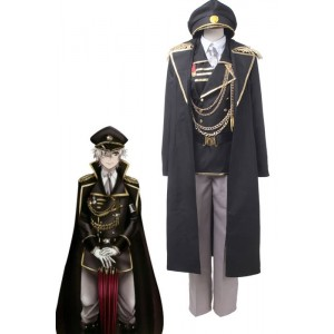 K-Projekt K Return of Kings Isana Yashiro Uniform Cosplay
