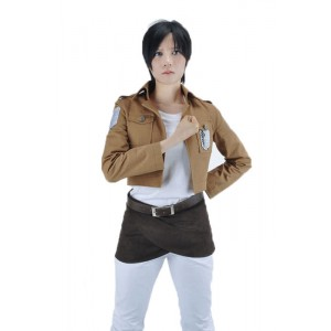 Attack On Titan The Recon Corps Uniform Cosplay Costume