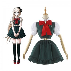Cosplay Costume Super Dangan Ronpa 2 Sonia·Nevermind Uniform dress