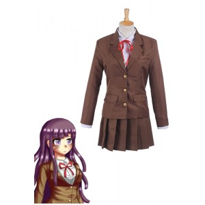 Danganronpa 3: The End of Hope's Peak High School Mikan Tsumiki Cosplay Costumes Women Suits