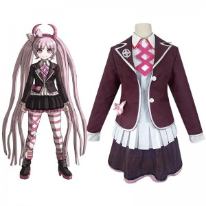 Danganronpa Utsugi Kotoko Uniform Cosplay Costume