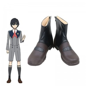 DARLING in the FRANXX HIRO Anime Cosplay Costumes Shoes