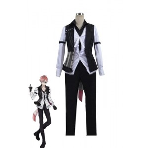 Diabolik Lovers Shin Tsukinami Uniform Cosplay