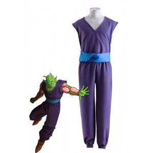 Dragon Ball für Piccolo Uniformen Cosplay Lila