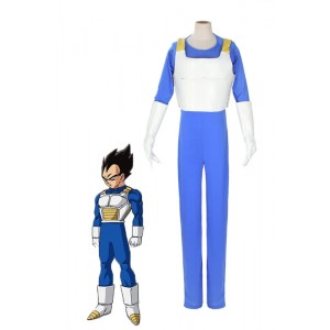 Dragon Ball Kai Vegeta 3nd Version Cosplay