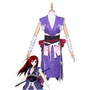 Anime Cosplay Costumes