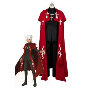 Fate/Apocrypha Shirou Kotomine Master  Of Assassin of Red Cosplay Costumes