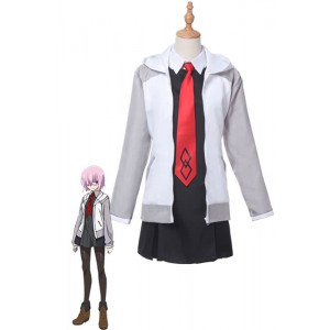Fate Grand Order Matthew Kyrielite White Cosplay Costumes