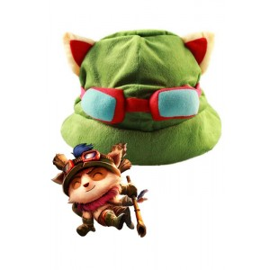 LOL Teemo Hat Cosplay Hat