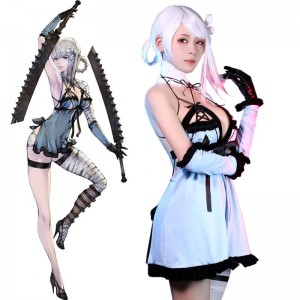 Game Nier Automata RepliCant Kaine Cosplay Costume