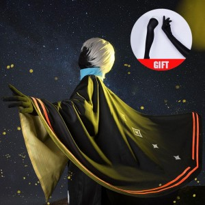 Game Sky Cloak 6 Style Cosplay Costume