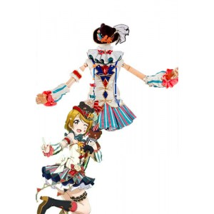 Love Live Circus Troup Hanayo Koizumi Cosplay Dress Anime Cosplay Costumes