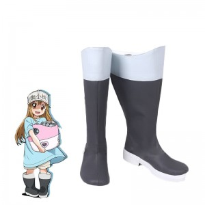 Hataraku Saibou Cells At Work Platelet Cosplay Boots