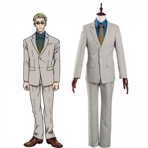 Jujutsu Kaisen Sorcery Fight Nanami Kento Suit Cosplay Costume