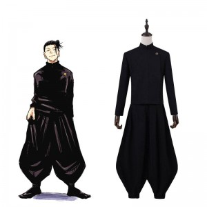 Jujutsu Kaisen Sorcery Fight Suguru Geto Uniform Cosplay Costume