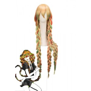 Land of the Lustrous Houseki no Kuni Sphene Long Mixed Cosplay Wigs