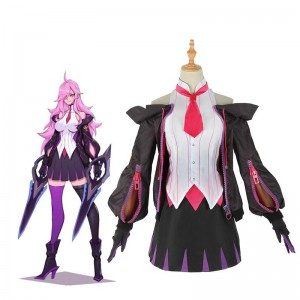 LOL Battle Academy Katarina Cosplay Costume