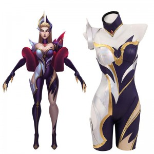 LOL Coven Skins Evelynn Cosplay Costume