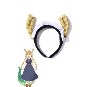 Miss Kobayashi's Dragon Maid Tohru Cute Cosplay Headwear