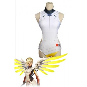 overwatch mercy costume