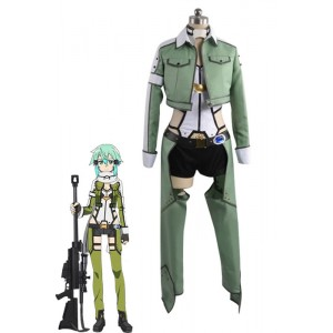 Hot Anime Schwert Art Online Sinon Cosplay