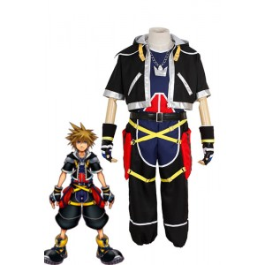 Kingdom Hearts Cosplay Kostüm - Sora 3. Ver