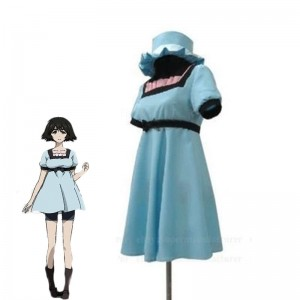 STEINS;GATE 0 Shiina Mayuri Blue Dress Cosplay Costumes