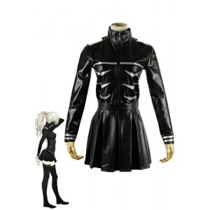 Tokyo Ghoul Kaneki Ken Cosplay Black Fighting Fancy Dress